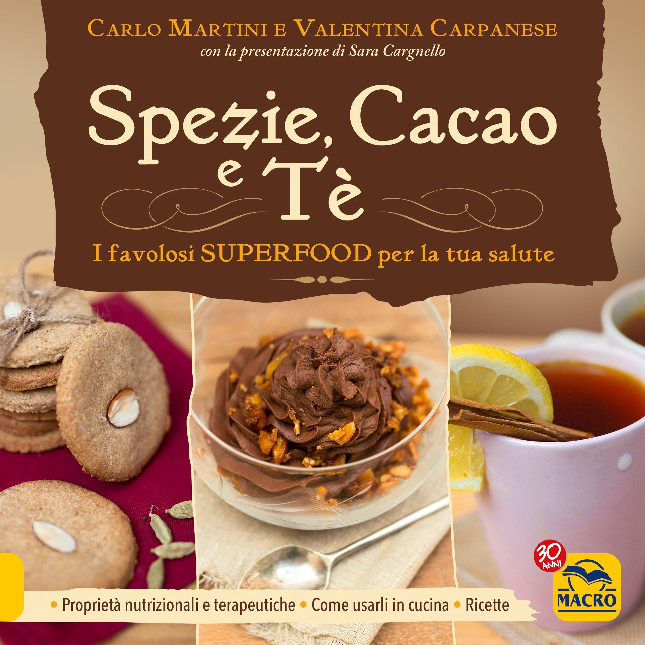 Spezie, Cacao e Tè - LIBRO