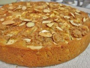 torta senza glutine e latticini